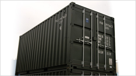 Steel Storage Container 20ft (6m) x 8ft (2.4m) or 40ft (12m x 8ft (2.4m) : steel container storage  - Aquiesqueretaro.Com